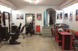 طرح کار آموزشگاه آرایشگری