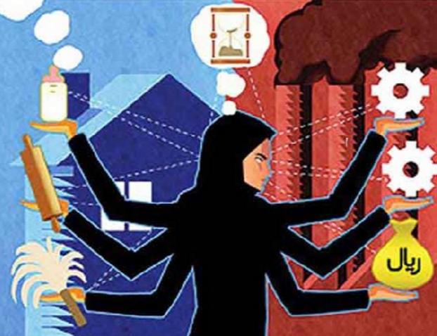 بررسی رضايت زناشويي خانوادههاي زنان شاغل و خانه دار