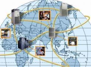 مکانیزم مسیریابی روترها در شبکه