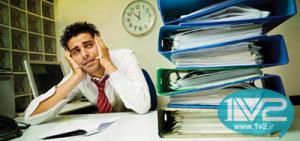 راه های غلبه بر استرس شغلی