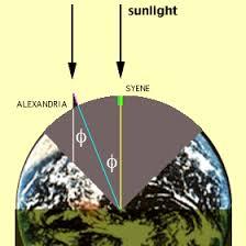 مقاله رایگان اندازه گیری شعاع زمین