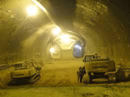 پروژه و تحقیق روشهای حفاری تونل