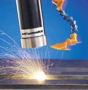 تحقیق کاربردهای لیزر در صنعت