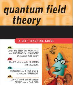 مجموعه ای شامل ۱۳ کتاب در زمینه نظریه میدان های کوانتومی + چند کتاب دیگر از فیزیکدانان بزرگ