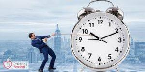 پاورپوینت روانشناسی زمان و مدیریت آن
