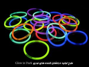 "<span itemprop=""name"">طرح تولید درخشان کننده هاي نوري Glow in Dark</span>"