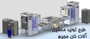 """<span itemprop=""""name"""">طرح تولید ماشین آلات نان حجیم</span>"""