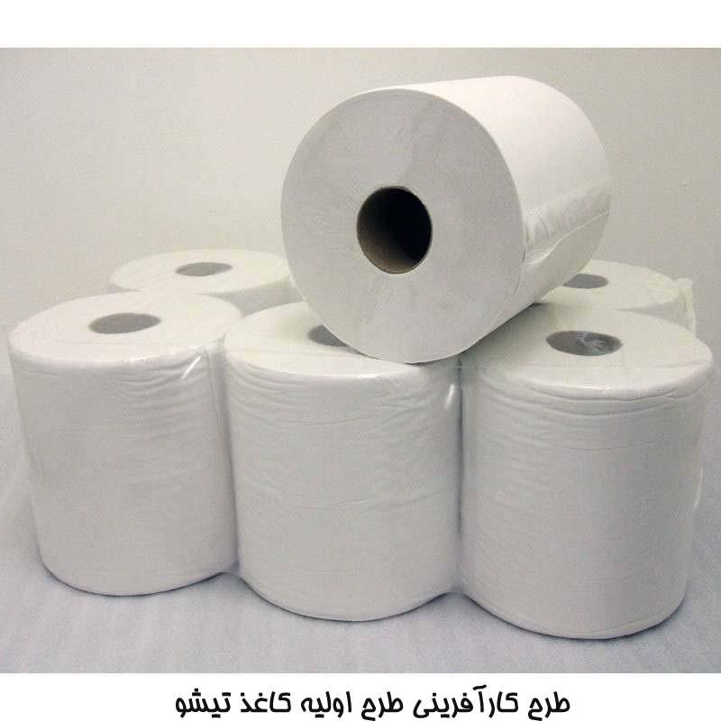 طرح کارآفرینی طرح اوليه کاغذ تيشو