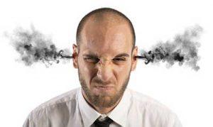 تحقیق در مورد خشم
