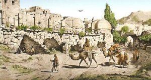 مقاله تاریخ مذهبی ایران باستان