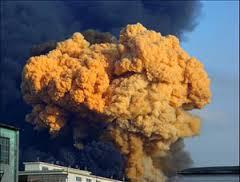 مقاله در مورد بمب شیمیایی
