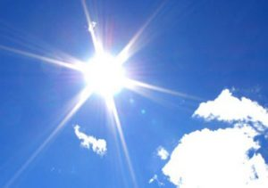 مقاله در مورد خورشید