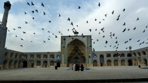 "<span itemprop=""name"">مقاله در مورد مسجد جامع اصفهان</span>"