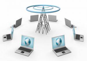 پایان نامه شبکه های بی سیم Wi-Fi