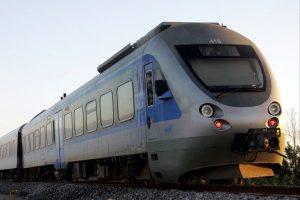 گزارش کار روزانه قطار شهری