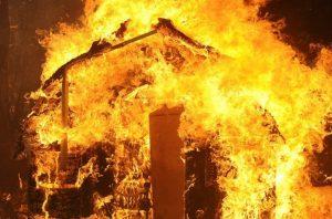 مقاله در مورد آتش سوزی