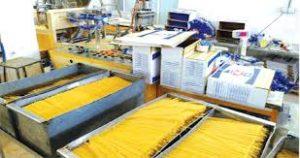 پاورپوینت فرایند تولید ماکارونی