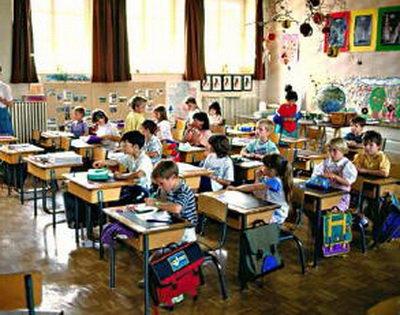 آموزش پیش دبستانی در انگلستان