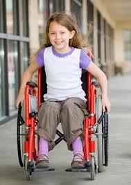 آموزش کودکان معلول
