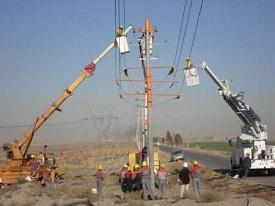 تحقیق در مورد شرکت برق مشهد