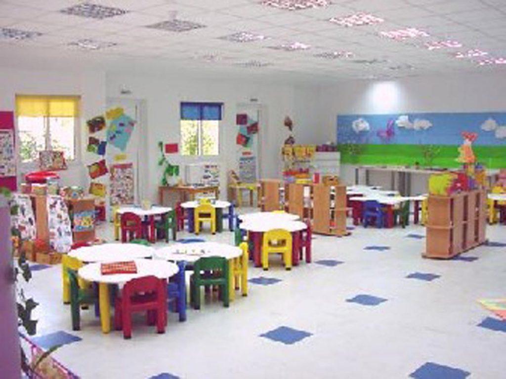 پروژه کاراموزی طرح مهد کودک
