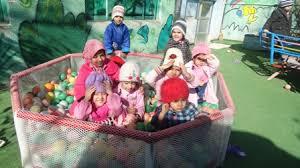 گزارش کارآموزش طرح مهد کودک گلهای زندگی