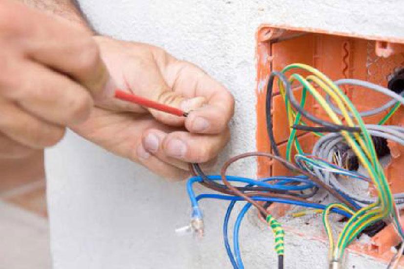 گزارش کار  کارآموزی(آشنایی با تاسیسات الکتریکی)