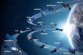 تحقیق در مورد ماهواره ها