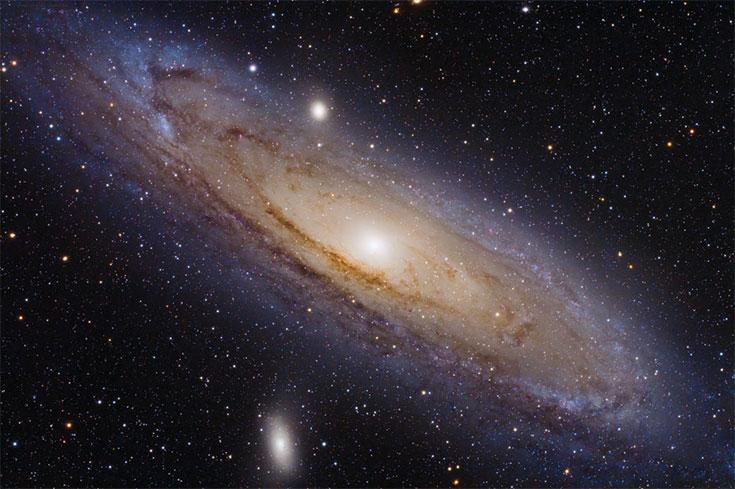 تحقیق در مورد کهکشان ها و سیاهچاله ها