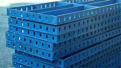 طرح توجیهی قالبهای فلزی به روش فلز کاری