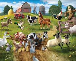 مقاله پروبیوتیك به عنوان یك افزودنی غذائی برای حیوانات مزرعه