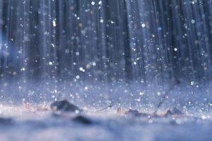 پاورپوینت میزان بارندگی