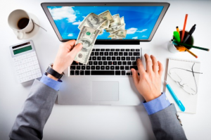 پاورپوینت کار آفرینی در کسب و کار اینترنتی