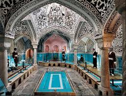 پاورپوینت معماری حمام ها و تاریخچه آن