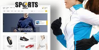 قالب وردپرس حرفه ای فروشگاهی SportShop