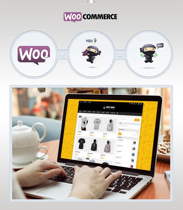 پشتیبانی از پلاگین فروشگاه ساز ووکامرس ( Woocommerce Support )