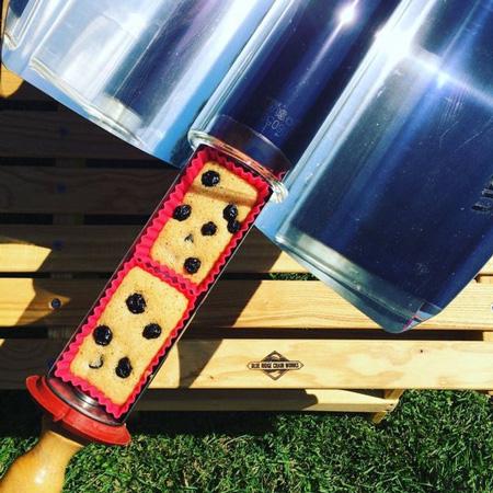 ساخت اجاق خورشیدی, اجاق خورشیدی جعبه ای