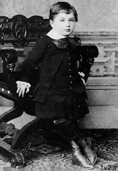 نظریه نسبیت انیشتین,زندگینامه آلبرت انیشتین